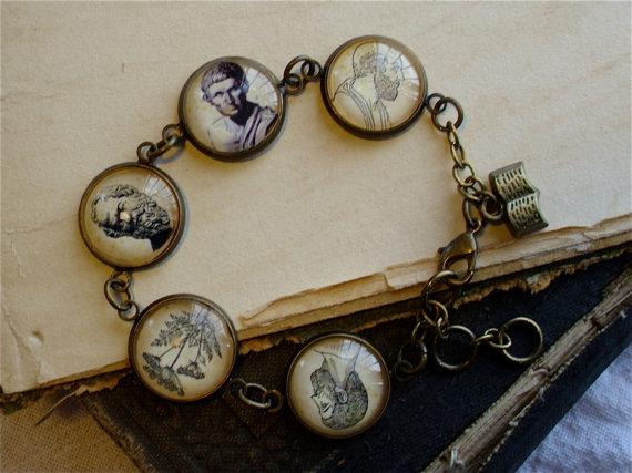 philosopher bracelet