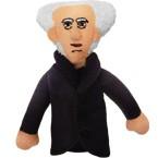 schopenhauer finger puppets