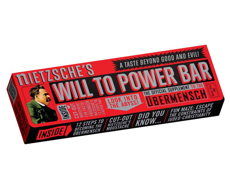 will to power bar