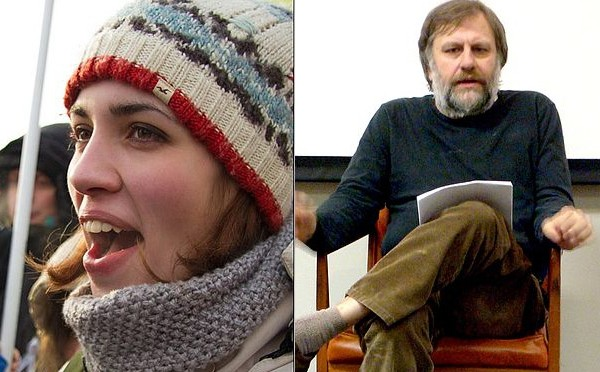 This Letter Exchange Between Zizek and Imprisoned Pussy Riot Member is Awesome