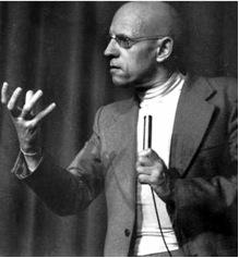 Michael Pollan or Michel Foucault- 3B