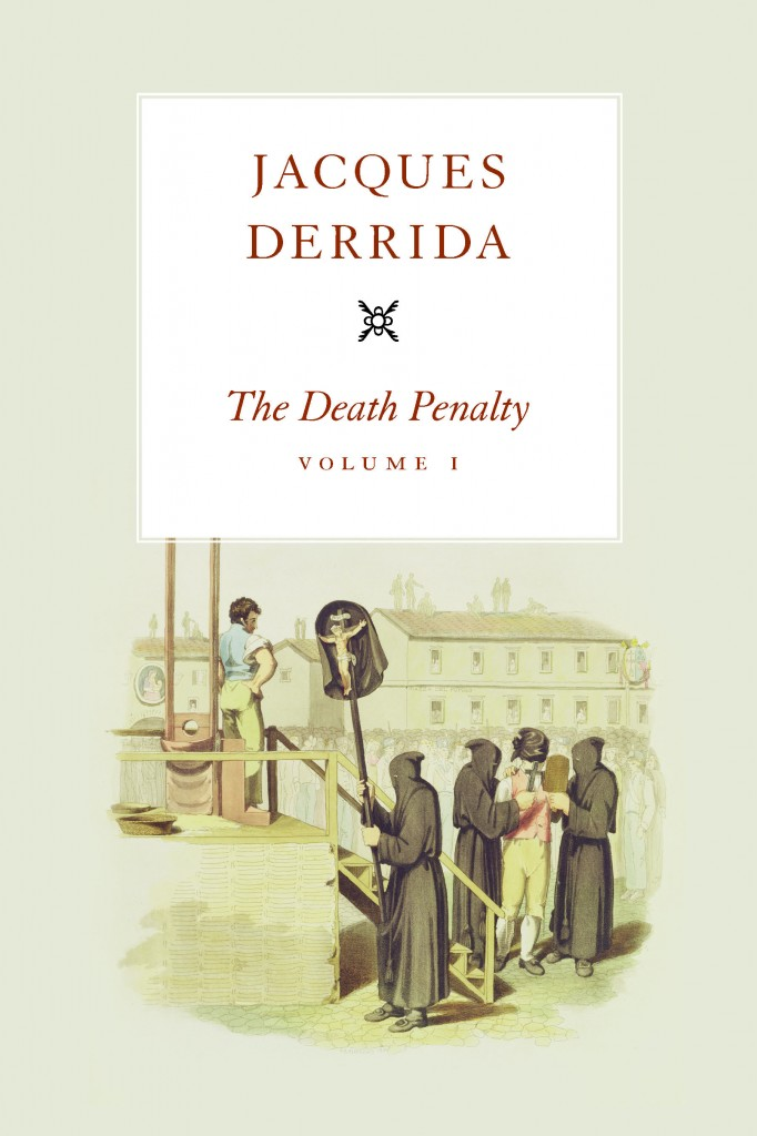death penalty derrida