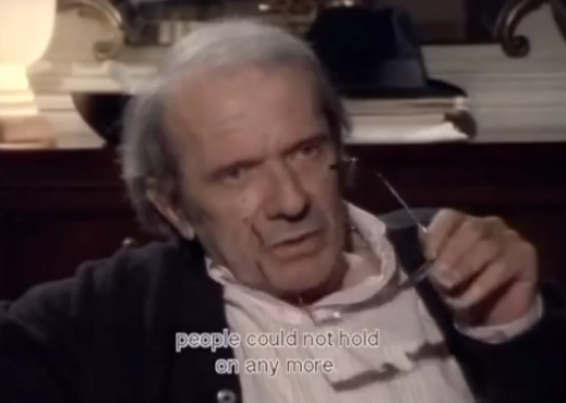 Watch: Deleuze, R is for Restistance