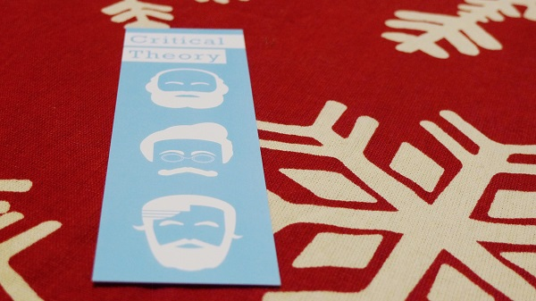 Critical-Theory Bookmarks Are a Thing!