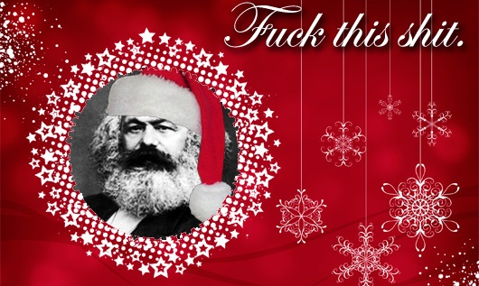 fuck this shit marx