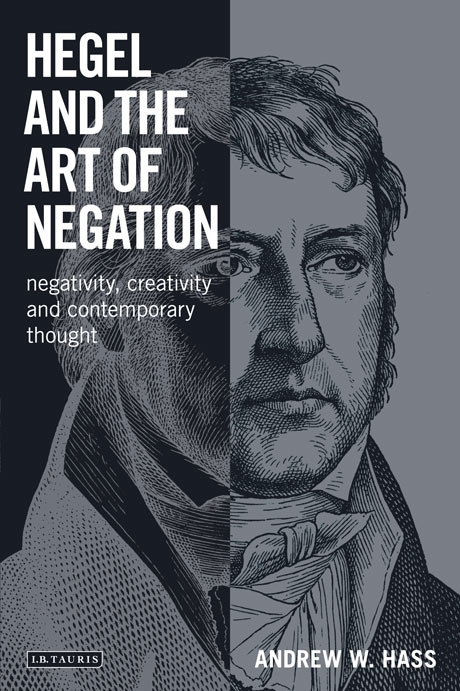 hegel and art of negation