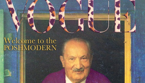 Image: Heidegger and the Poshmodern
