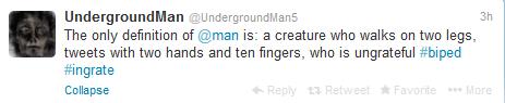 tweets from underground 2