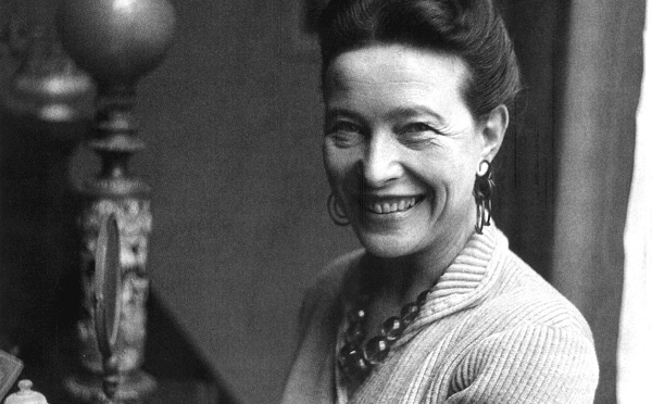 Google Celebrates Simone de Beauvoir's Birthday