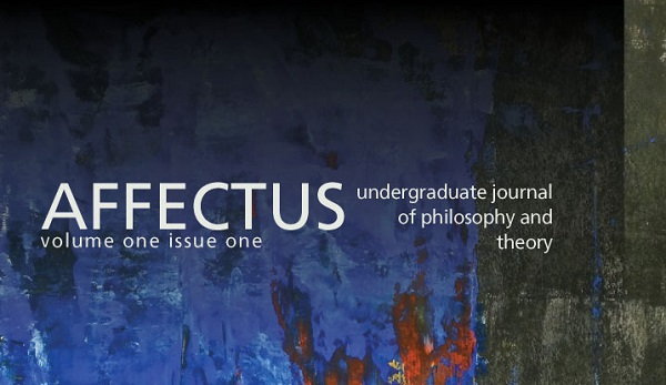 Affectus Launches Inaugural Issue