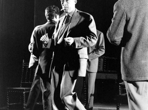 [Image] Albert Camus Dancing