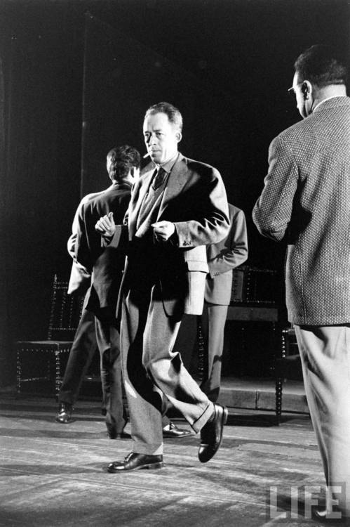 albert camus dancing