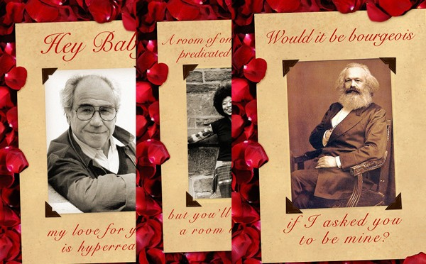 25 Critical Theory Valentine Cards to Rock Your World