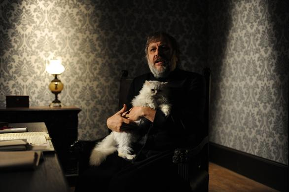 zizek cat