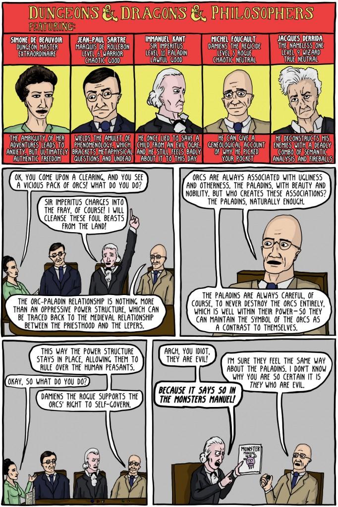 d&d philosophers