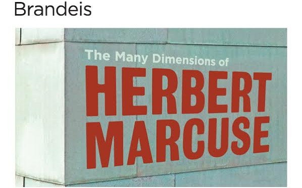 Register Now for the Herbert Marcuse Conference (It's Free)