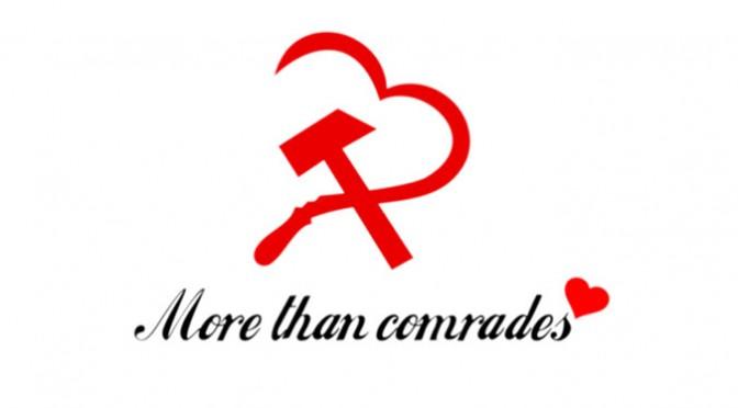 ok comrade logo