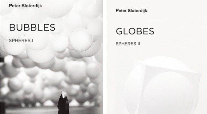 Peter Sloterdijk's 'Spheres' Sequel is Coming Out This Year