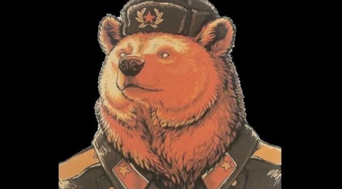 Student Council Candidate Runs as 'Soviet Bear,' Hilarity Ensues