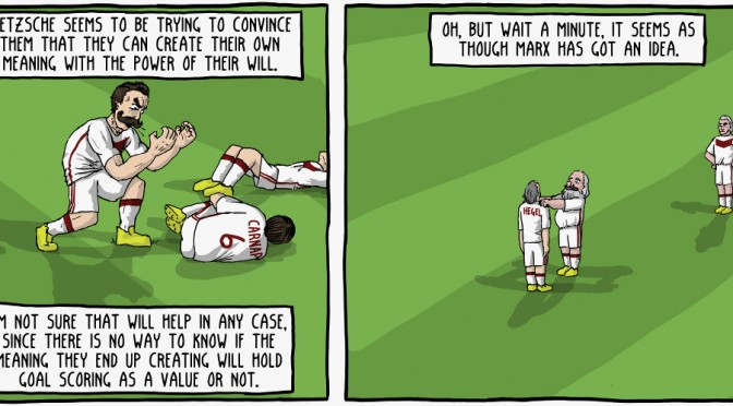 World Cup Philosophy: Germany vs. France [Comic]
