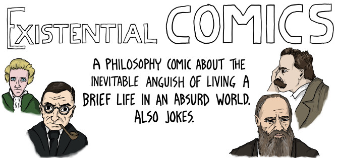 existential comics interview