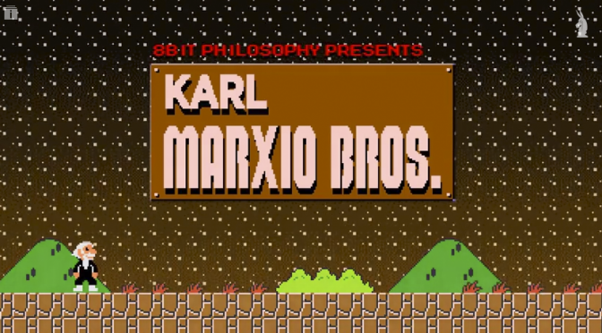 Karl Marxio Bros: Your Cutesy Introduction to Class Conflict