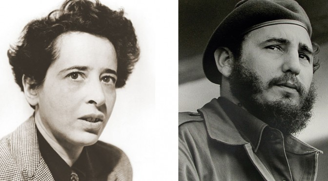 arendt and castro