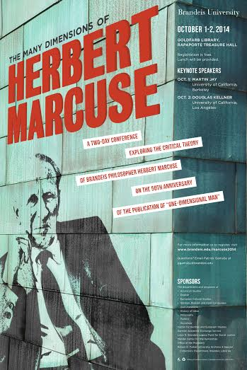 poster marcuse conference