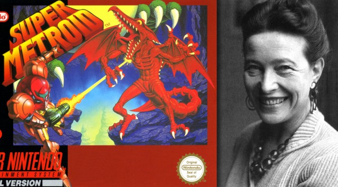 Watch: Simone de Beauvoir Explained with Video Games