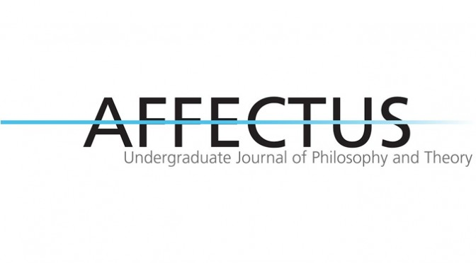 Submit Your Papers! Affectus Volume 2