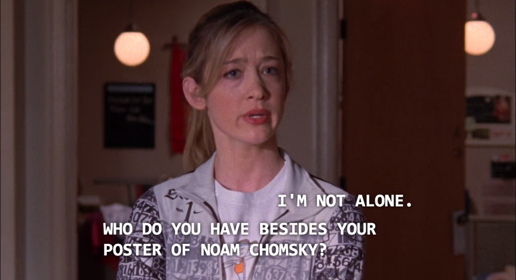 chomsky poster gilmore 2