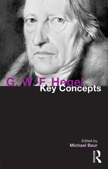 hegel key concepts
