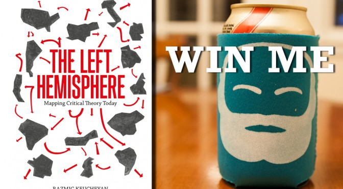 "Win a Free Copy of ""The Left Hemisphere"" and CT Swag!"