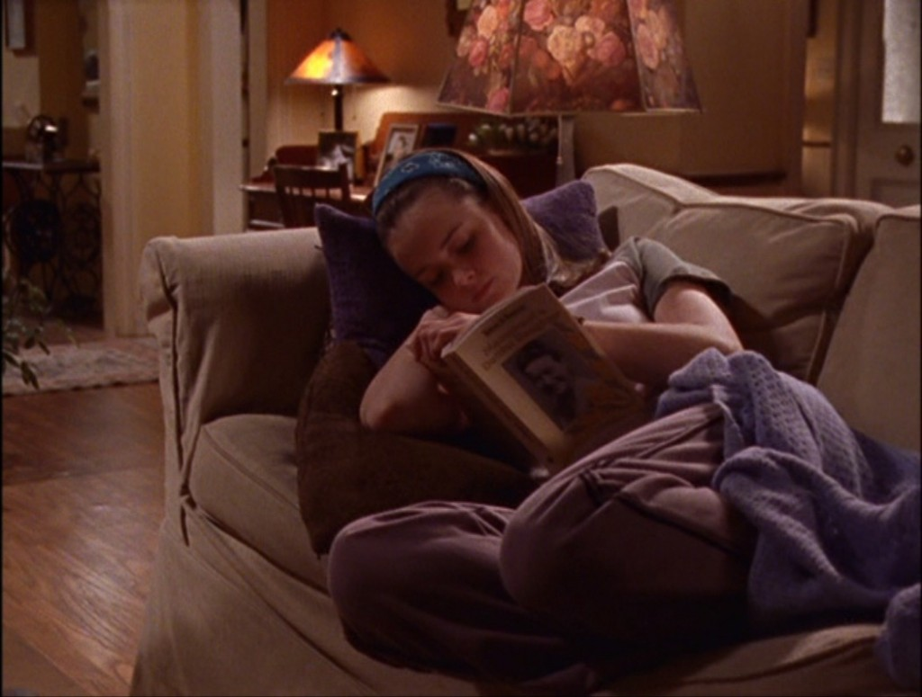 memoirs of a dutiful daughter gilmore girls