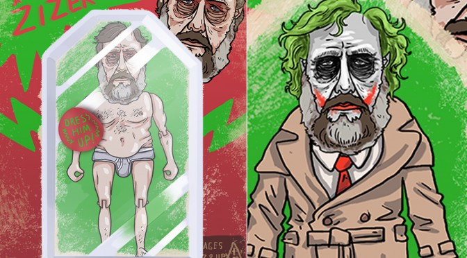 slavoj zizek dress up game