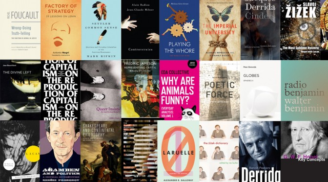 101 Critical Theory Books That Came Out in 2014