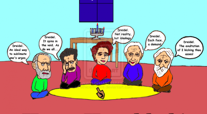 Happy Hanukkah: Philosophy Edition