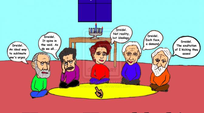 Happy Chanukah Philosophers