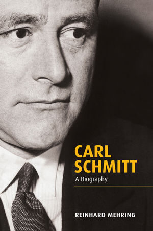 carl schmitt a biography