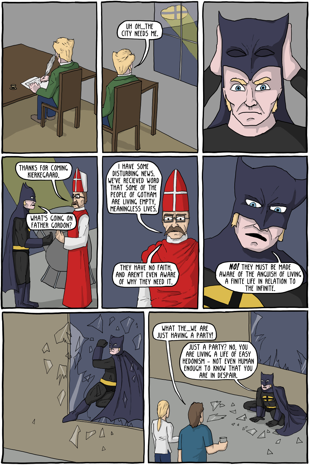 dark knight kierkegaard 1