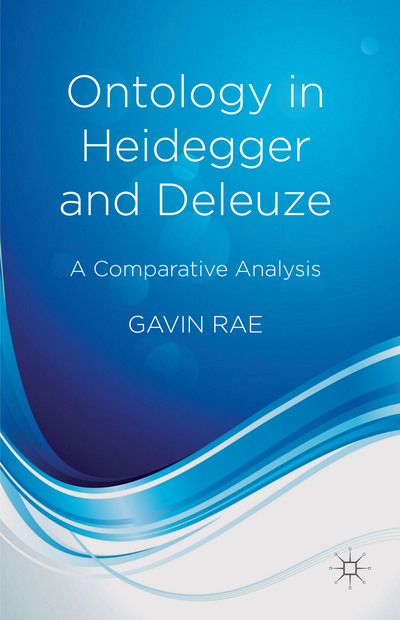 ontology in heidegger and deleuze