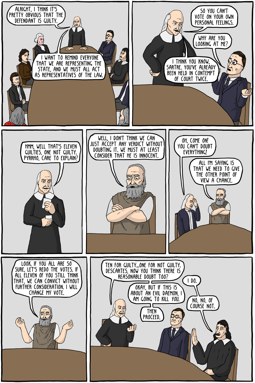 12 angry philosophers 1