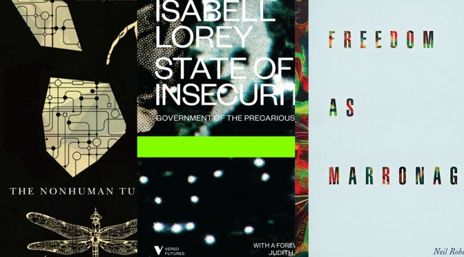 9 Critical Theory Books That Came Out in February, 2015