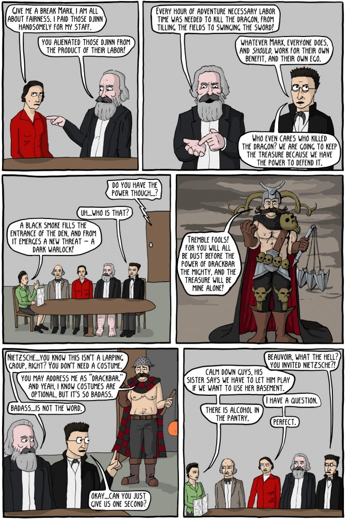 dungeons dragons 5 philosophy 2