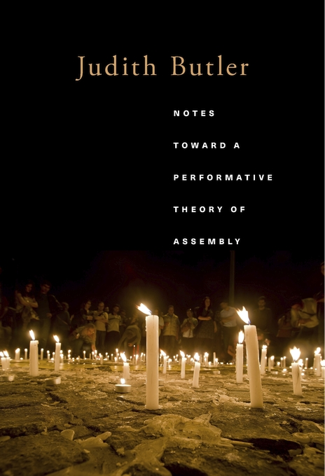 butler notes towards a performative theory