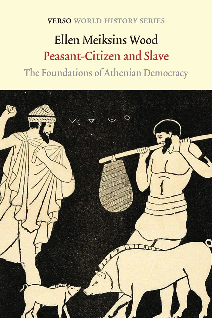 Was a slave society essential to the development of Athenian Democracy?