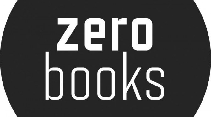 Zero Books' Launches YouTube Channel