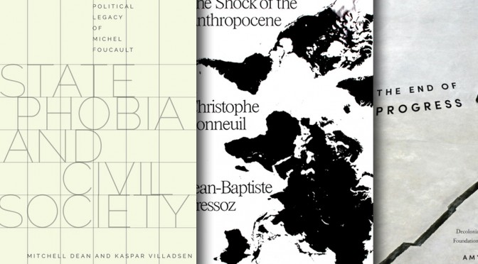 10 Critical Theory Books That Came Out in January, 2016