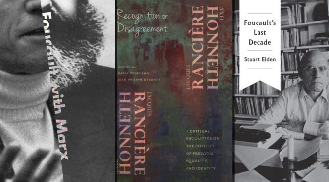 11 Critical Theory Books Out This Month, May 2016