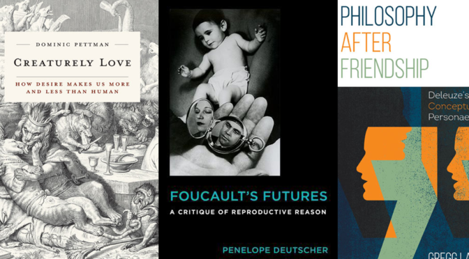 9 Critical Theory Books That Came Out in April, 2017